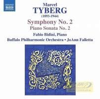 Tyberg: Symphony No. 2, Piano Sonata No. 2