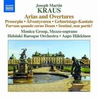 Kraus: Arias and Overtures