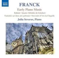 Franck: Early Piano Music - Ballade, Fantaisie sur deux airs polonais, ...