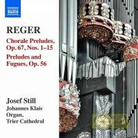 Reger: Organ Works Vol. 14
