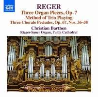 Reger: Organ Works Vol. 16