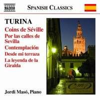 Turina: Piano Music Vol. 9