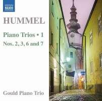 Hummel: Piano Trios Vol. 1