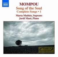 Mompou: Complete Songs Vol. 1