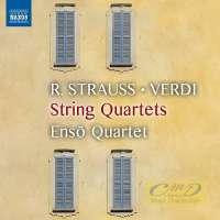 Strauss, Puccini & Verdi: String Quartets