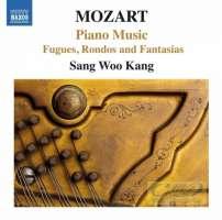 Mozart: Piano Music - Fugues, Rondos and Fantasias
