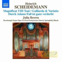 Scheidemann: Organ Works Vol. 6