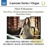 Organ Recital – Bruhns, Radulescu, De Grigny, Bach, Buxtehude, Messiaen