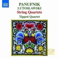 Panufnik: String Quartets Nos. 1, 2 & 3; Lutosławski: String Quartet