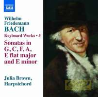 Bach, W.F.: Keyboard Works Vol. 5