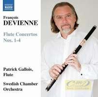 Devienne: Flute Concertos Vol. 1 - Nos. 1-4