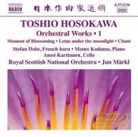 Hosokawa: Orchestral Works Vol. 1
