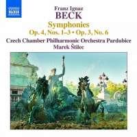 Beck: Symphonies op. 4 & 3