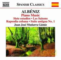 Albéniz: Piano Music Vol. 5