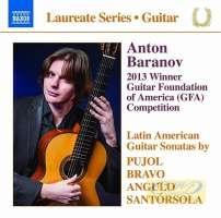 Guitar Recital – Pujol, Bravo, Angulo, Santorsola