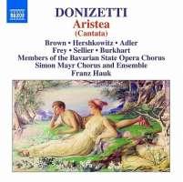 Donizetti: Aristea - Cantata