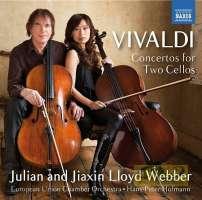 Vivaldi: Concertos for Two Cellos / Piazzolla: Milonga for two cellos