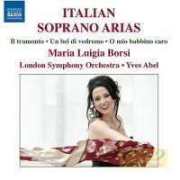 Italian Soprano Arias - Verdi Puccini Respighi Catalani