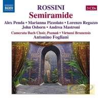 Rossini: Semiramide, Melodramma tragico in 2 acts