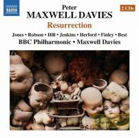 Maxwell Davies: Resurrection, Opera in one act with prologue