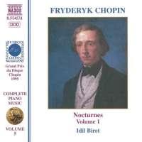 CHOPIN: Piano Music - Nocturnes ( vol. 1)