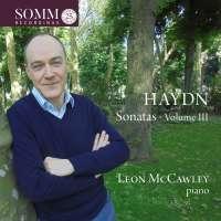 Haydn: Piano Sonatas Vol. III