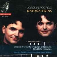 Rodrigo: Concierto madrigal for 2 guitar