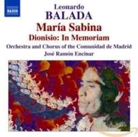 BALADA: Maria Sabina; Dionisio - In Memoriam