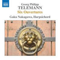 Telemann: Six Overtures for Harpsichord