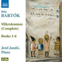 BARTÓK: Piano Music, Vol. 5 - Mikrokosmos (complete)