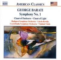 BARATI: Symphony no. 1, Chant of Darknes