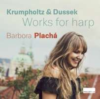 Krumpholtz & Dussek: Works for harp