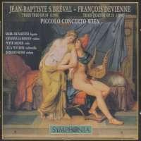 Breval: 3 Trios / Devienne: 3 Quartets, Piccolo Concerto