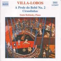 VILLA-LOBOS: Piano Music vol. 2
