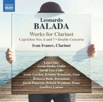 Balada: Works for Clarinet