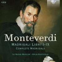 Monteverdi: Madrigali Libri I - IX