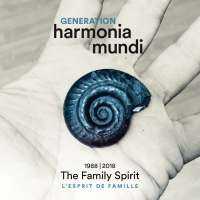 Generation Harmonia Mundi - The Family Spirit, 1988 / 2018