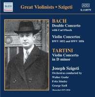 Bach / Tartini: Violin Concertos