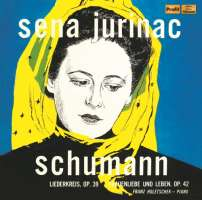 Schumann: Liederkreis; Frauenliebe und Leben