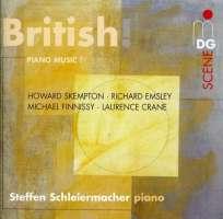 BRITISH PIANO MUSIC