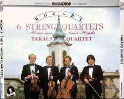 Mozart: The 6 string quartets