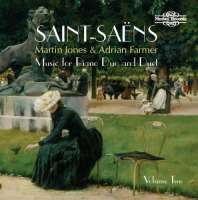 Saint-Saëns: Music for Piano Duo and Duet Vol. 2