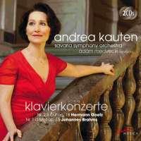 Goetz & Brahms: Piano Concertos
