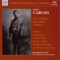 Enrico Caruso:The Complete Recordings Vol.6