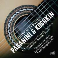 WYCOFANY   Paganini & Koshkin