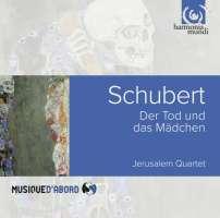 """Schubert: Quartet no. 14 """"Der Tod und das Mädchen"""""""
