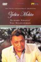 """Zubin Mehta with the Israel Philharmonic Orchestra in Rehearsal """"Till Eulenspiegel"""""""