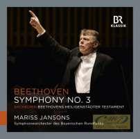 """Beethoven: Symphony No. 3 """"Eroica""""; Shchedrin: Beethovens Heiligenstädter Testament"""