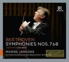 Beethoven: Symphonies Nos. 7 & 8; Widmann: Con brio