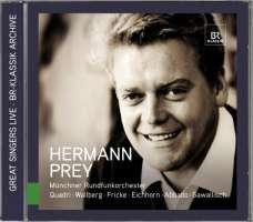 Great Singers Live - Hermann Prey